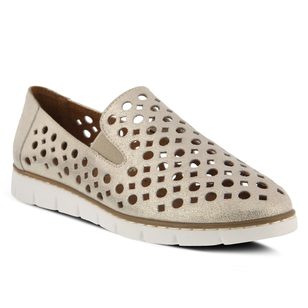 e6a7320fd3efc GOLD KAVALA SLIP-ON SHOE by SPRING STEP – Spring Step Shoes