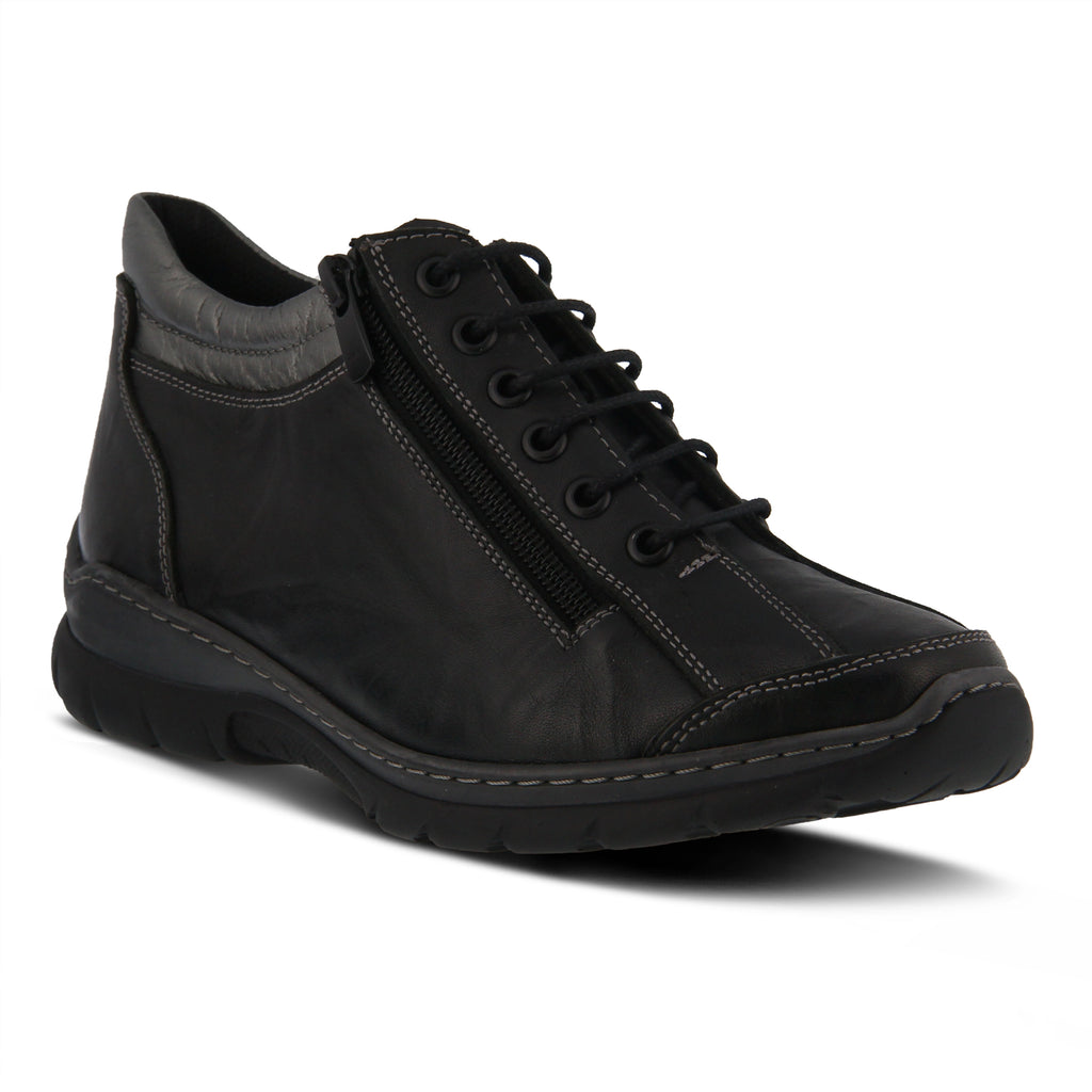 96115974869 BLACK KIERON SNEAKER by SPRING STEP – Spring Step Shoes