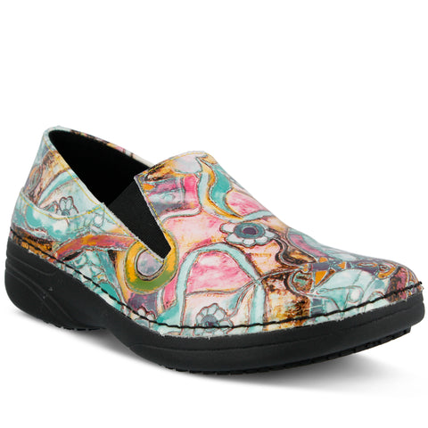 MANILA-PAINTPOT SLIP-ON SHOE