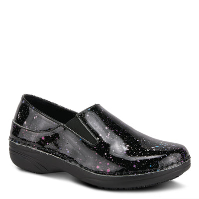 BLACK MULTI PATENT