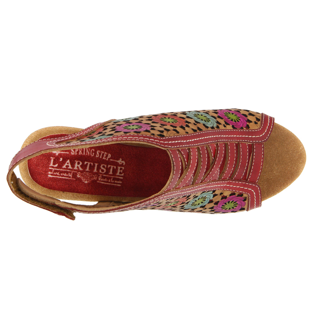 L'Artiste by Spring Step Maravella Sandals DWMSU