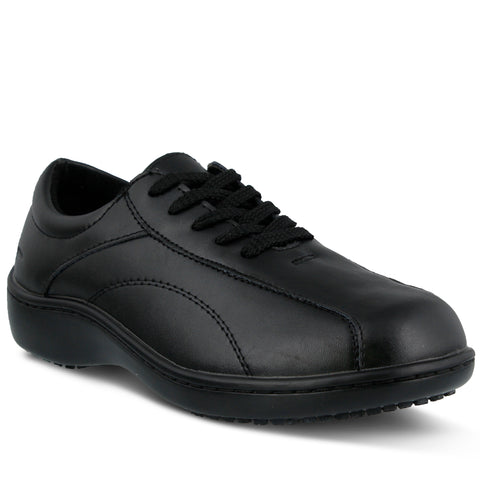 WIRESS LACE-UP SHOE