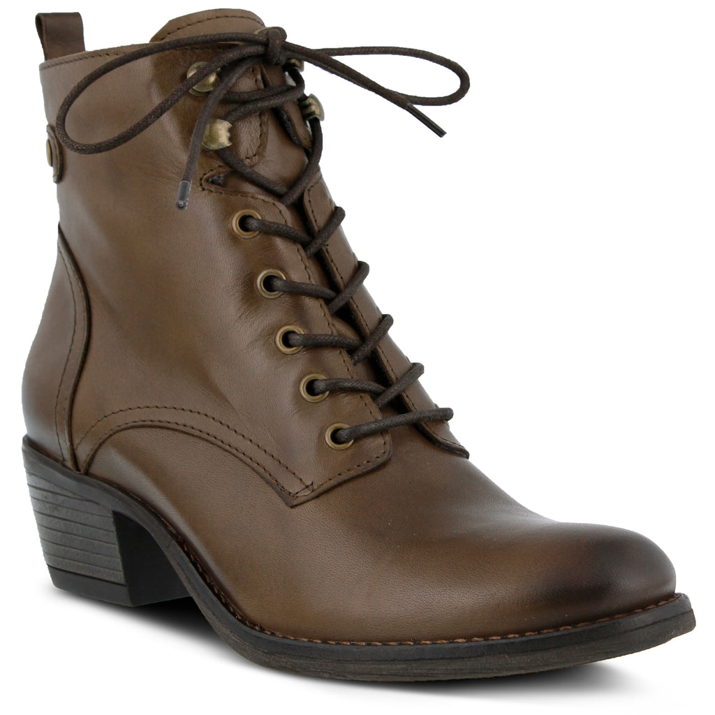 Spring Step Nario Lace Up Bootie OFuA6yht62