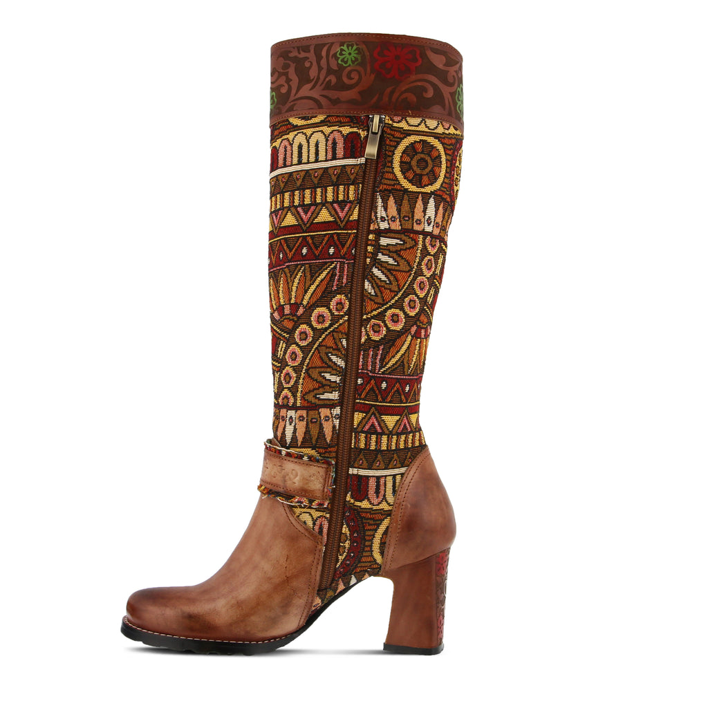 L'Artiste by Spring Step ... Natalia Women's Knee High Boots low cost for sale pre order for sale sale clearance store cheap how much free shipping hot sale 5yH6jRNe