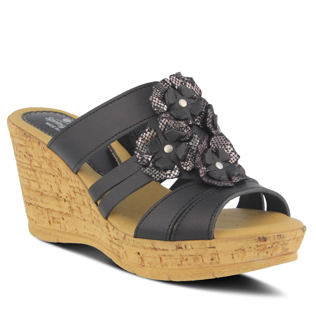 cheap view Spring Step Rositsa Women's ... Wedge Sandals discount discount how much 6CKmHL98