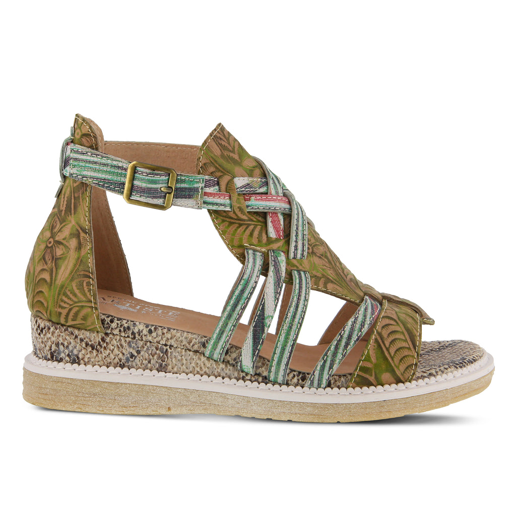 L'Artiste by Spring Step Tashina Wedge Sandal (Women's)