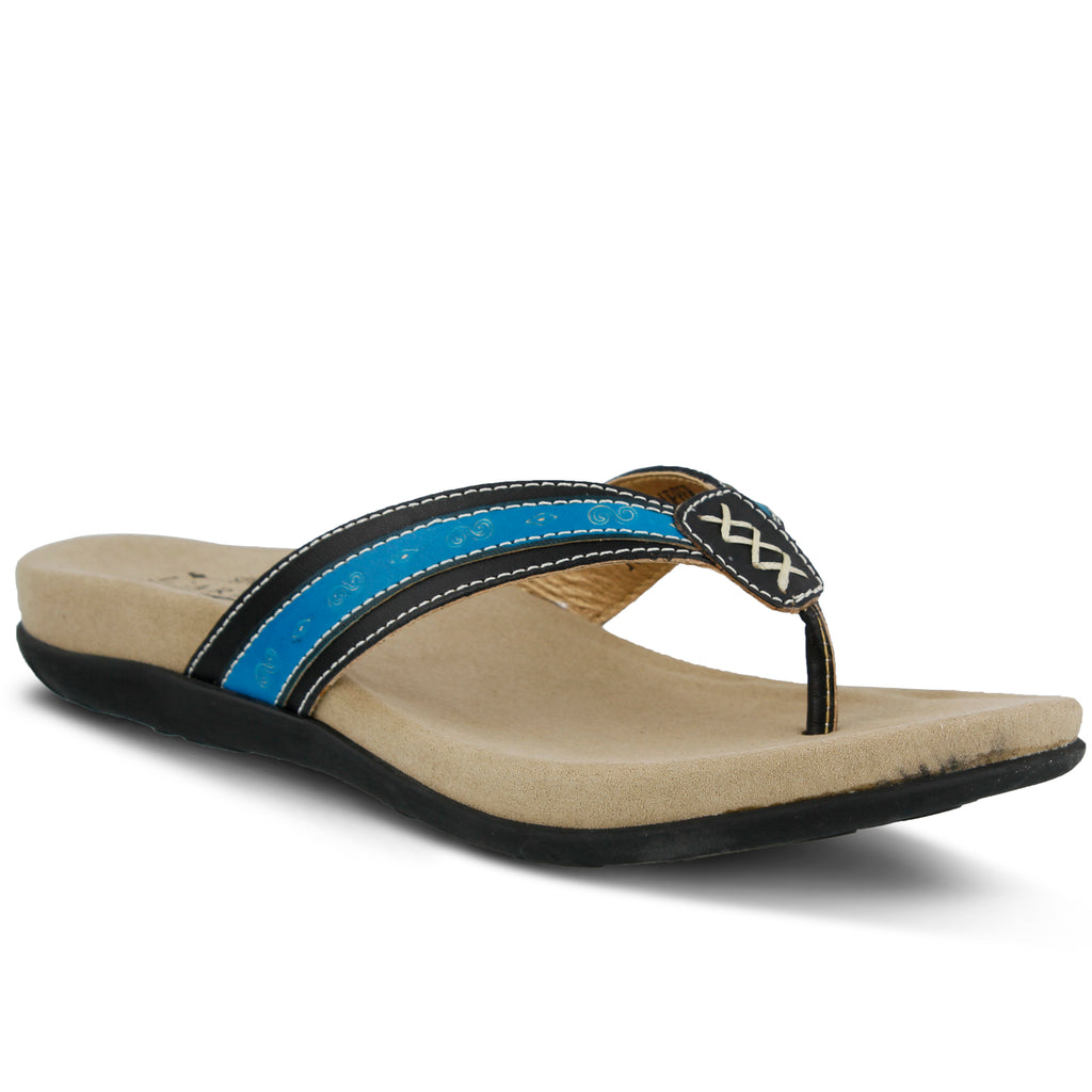 TURNBERRY SLIDE SANDAL