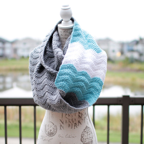 Infinity Scarves & Cowls