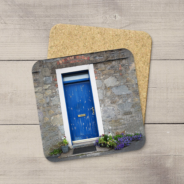 Photo of a Greek Blue colored door from England, United Kingdom by Larry Jang