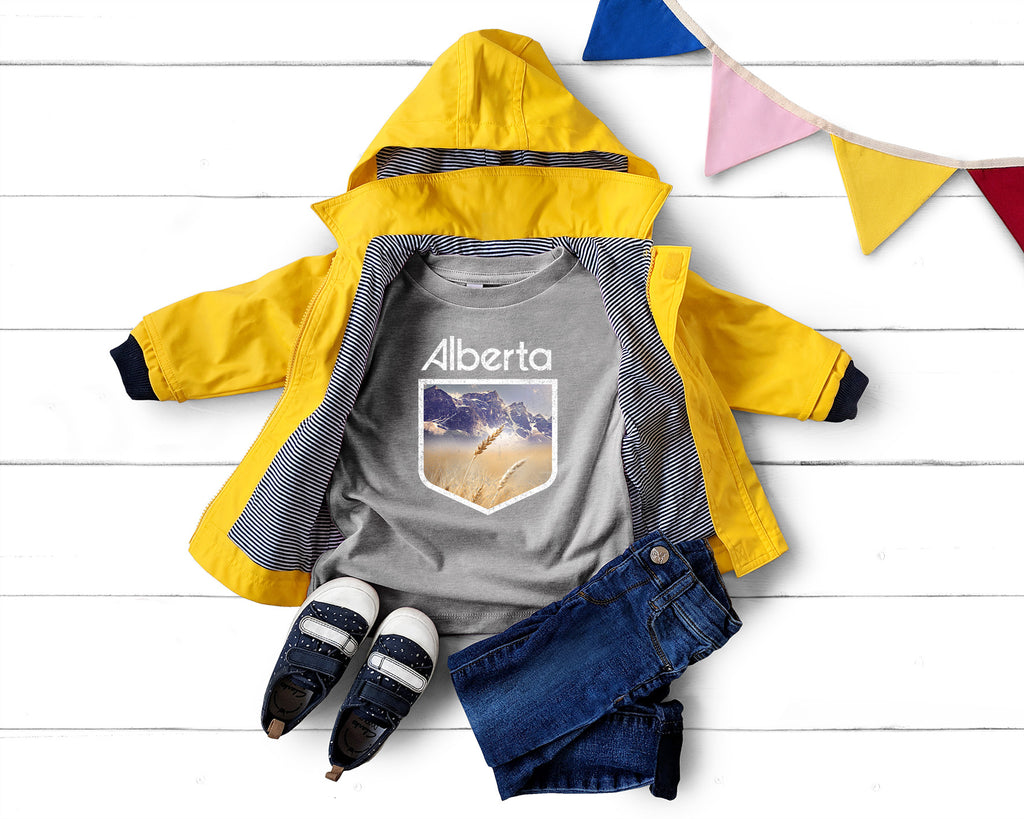 Alberta Shirt Toddler Unisex