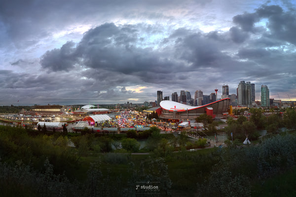 Calgary + The Stampede