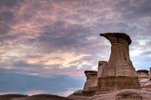 Sunset Hoodoos