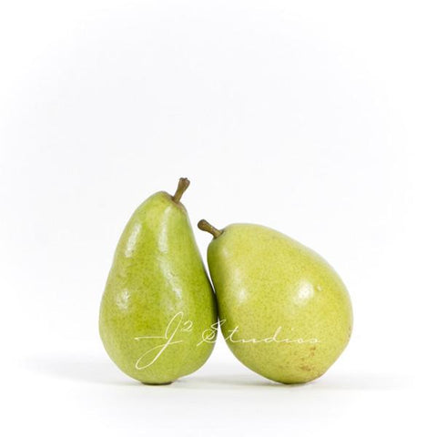 What a Pear is a minimalist inspired print of a pair of green pears who are a comfortable couple sharing a romantic moment together.  Kitchen decor by J2 Studios.