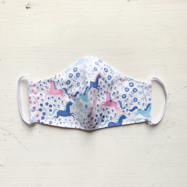 Fabric Mask - Little & Big Kid Fun - Collection 1