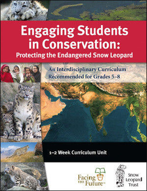 Engaging Students in Conservation, Global Sustainability Curriculum and Lesson Plans for Middle School