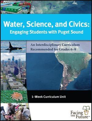 Water, Science, and Civics, Global Sustainability Curriculum Lesson Plan for Grades 6 to 8