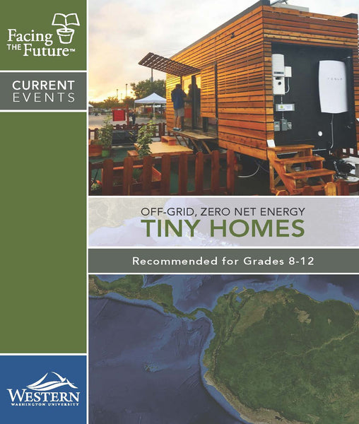 Off-Grid, Zero Net Energy Tiny Homes