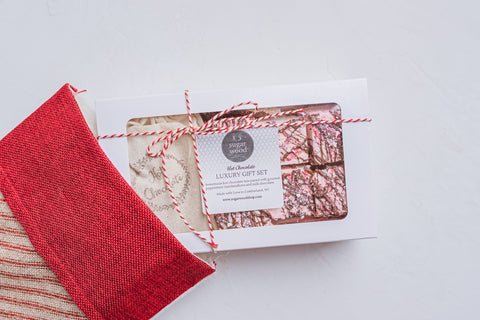 Peppermint Marshmallows & Hot Chocolate Gift Set