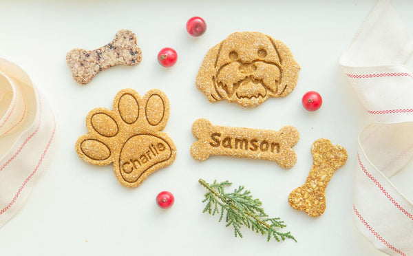 Sugar Woof Artisan Dog Treat Gift Set