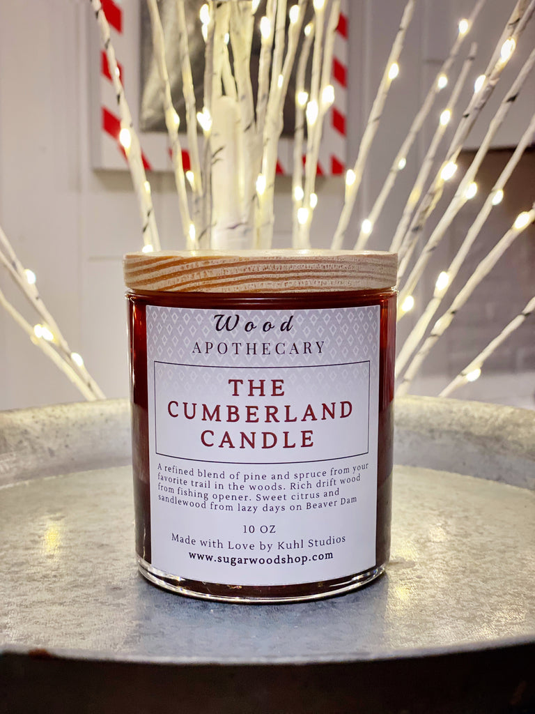 The Cumberland Candle