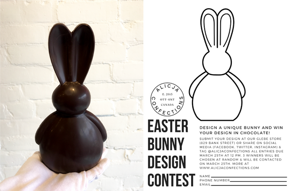 2018 Bunny Design Contest - Win Your Design!