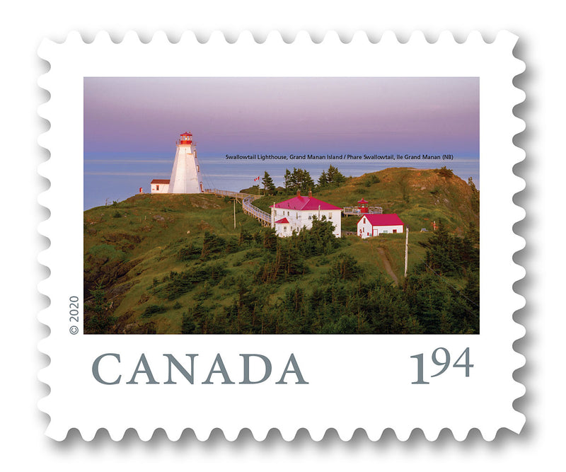 $1.94 Stamp (within Canada) - Alicja Confections