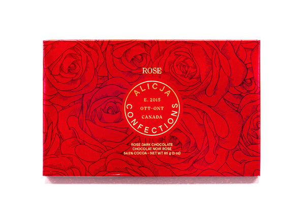 Rose • Rose 54.5% Dark Chocolate
