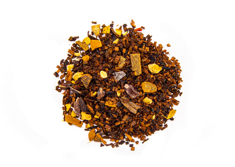 Valencia • Orange Chocolate Herbal Loose Leaf Tea