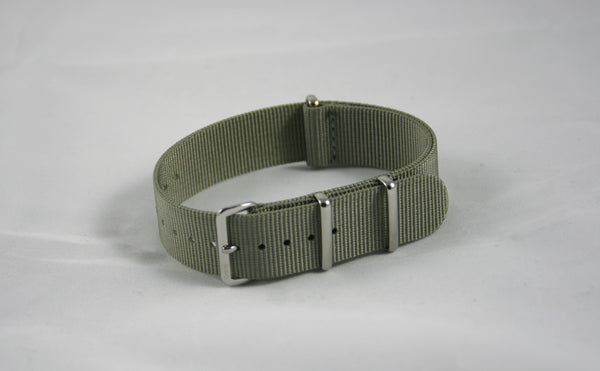 22mm Premium Gray Milspec Nylon
