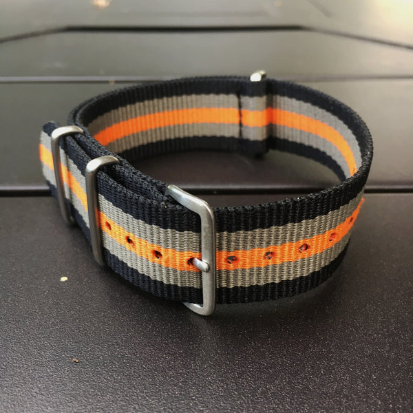 "22mm Premium ""Boomer"" Strap - Cincy Strap Works"