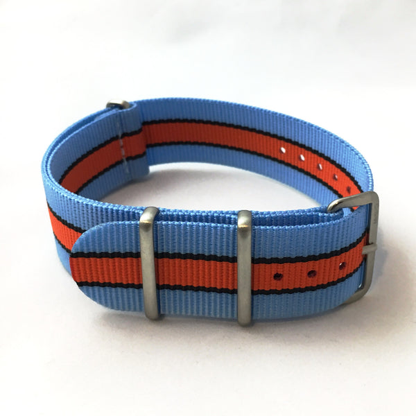 "18mm Premium ""GT3"" Nylon - Cincy Strap Works"