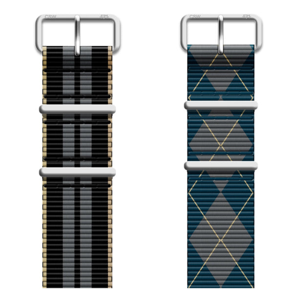 "F71 ""Commander"" project straps"