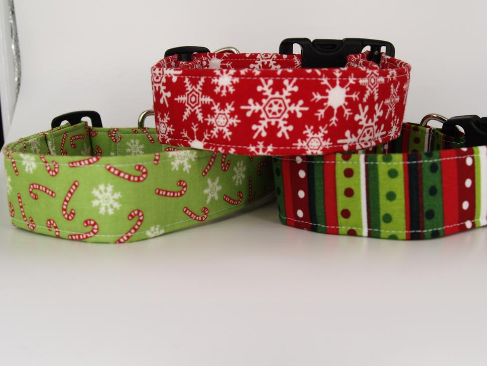All Christmas Collars $12