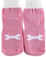 Power Paws Advanced – Pink with Bone - Snooty Paws - 1