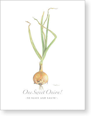 One Sweet Onion