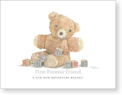 First Forever Friend