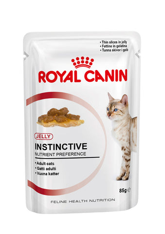 Royal Canin Feline INSTINCTIVE Adult Cat Food in Jelly