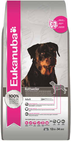 Eukanuba Dog (Breed Specific) Rottweiler  Dry Dog Food