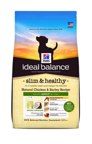 Hills Ideal Balance Adult Slim & Healthy - Dry Dog Food