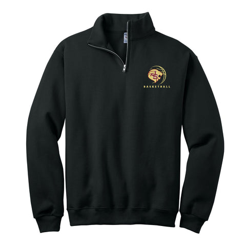 Basketball 1/4 Zip Sweatshirt