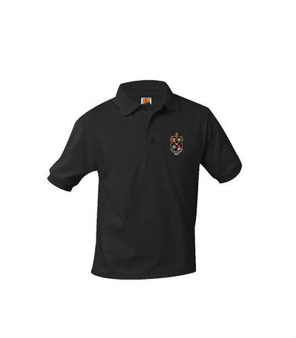Unisex 60/40 Cotton Poly SS Polo Shirt