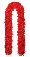 Original Featherless Boa - Red - Happy Boa: Faux Feather Boa