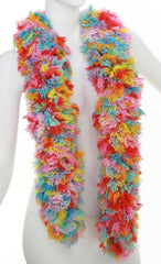 SUPER Sized Featherless Boa - Bubble Gum - Happy Boa: Faux Feather Boa