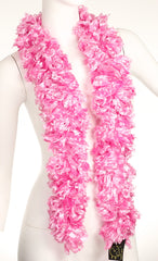 Original Featherless Boa - Soft Pink - Happy Boa: Faux Feather Boa