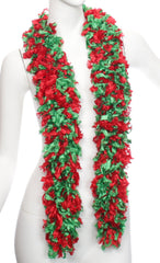 Original Featherless Boa - Christmas - Happy Boa: Faux Feather Boa