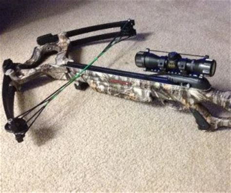 Crossbows Gaining Ground