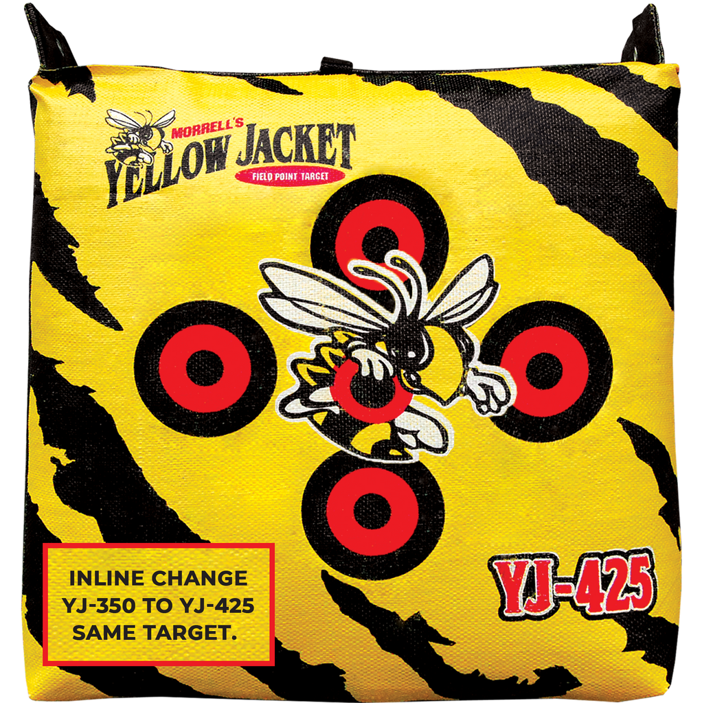 Yellow Jacket® YJ-425 Crossbow Field Point Archery Target Replacement Cover