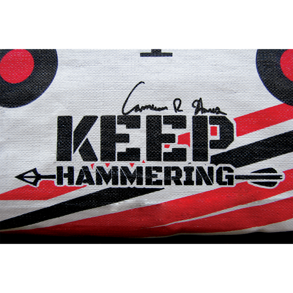 Keep Hammering Outdoor Range