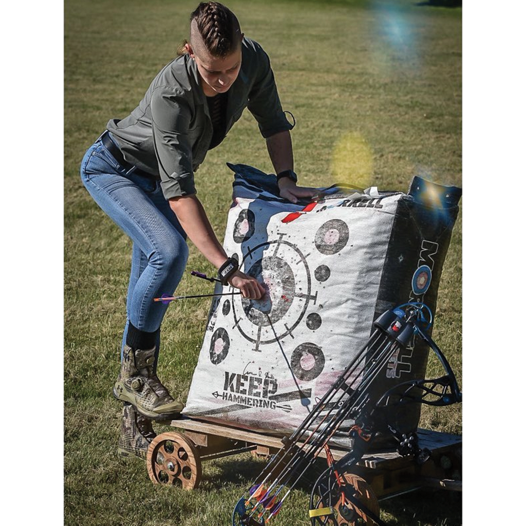 KEEP HAMMERING™ ARCHERY BAG TARGET Replacement Cover