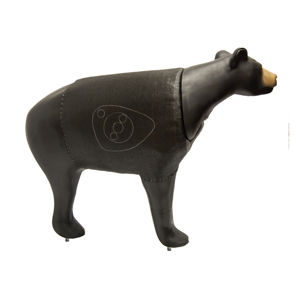 Morrell's Bionic Bear 3D Field Point Archery Target Replacement Cover